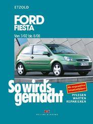 Ford Fiesta von 3/02 bis 8/08