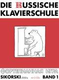 Die Russische Klavierschule, m. 2 Audio-CDs - Bd.1