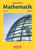Mathematik, Sekundarstufe II, Allgemeine Ausgabe: Analysis; Bd.1
