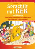 Sprachfit mit Kek, m. CD-ROM