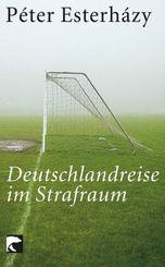 Deutschlandreise im Strafraum
