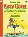 Easy Going, für Sopranblockflöte, m. Audio-CD - Bd.1