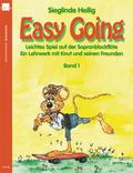 Easy Going, für Sopranblockflöte - Bd.1