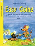 Easy Going, für Sopranblockflöte - Bd.2