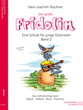 Der große Fridolin, für Gitarre - Bd.2