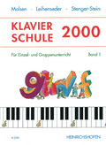 Klavierschule 2000 - Bd.1