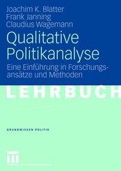 Qualitative Politikanalyse