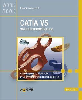 CATIA V5 Volumenmodellierung