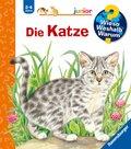 Die Katze - Wieso? Weshalb? Warum?, Junior Bd.21