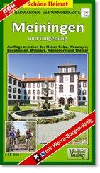 Doktor Barthel Karte Meiningen und Umgebung