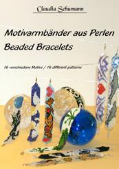 Motivarmbänder aus Perlen - Beaded Bracelets