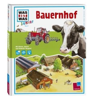 Bauernhof - Was ist was junior Bd.1