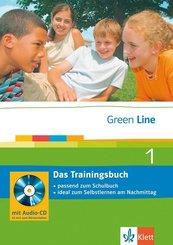 Klasse 5, Das Trainingsbuch m. Audio-CD