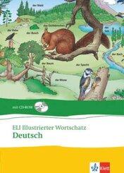 ELI illustrierter Wortschatz Deutsch, m. CD-ROM