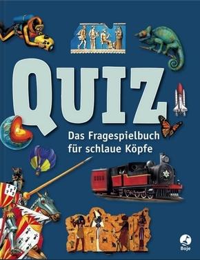 Quiz - Das Fragebuch für schlaue Köpfe