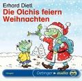 Die Olchis feiern Weihnachten, 1 Audio-CD