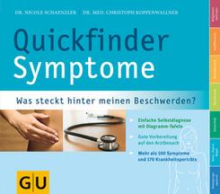Quickfinder Symptome