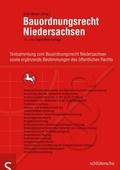 Bauordnungsrecht Niedersachsen