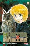 Hunter X Hunter - Bd.18
