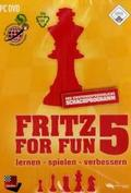 Fritz for Fun 5, DVD-ROM