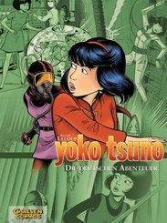 Yoko Tsuno - Die deutschen Abenteuer