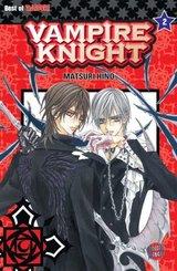 Vampire Knight - Bd.2