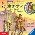 Die Zeitdetektive - Die Rätsel des Orakels, Audio-CD