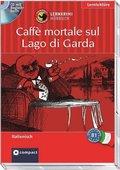 Der Espresso-Mörder vom Gardasee, 1 Audio-CD m. Begleitbuch