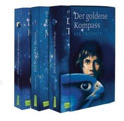 Der Goldene Kompass - Die komplette Trilogie (3 Bücher)