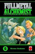 Fullmetal Alchemist - Bd.6
