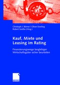 Kauf, Miete und Leasing im Rating