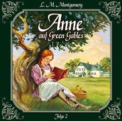Anne auf Green Gables - Verwandte Seelen, Audio-CD