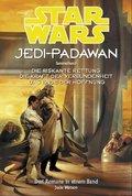 Star Wars, Jedi-Padawan, Sammelbände: Die riskante Rettung; Die Kraft der Verbundenheit; Das Ende der Hoffnung; Bd.5