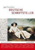 50 Klassiker; Deutsche Schriftsteller