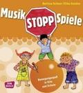 Musikstopp-Spiele