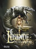 Die Legende der Drachenritter - Das leblose Land