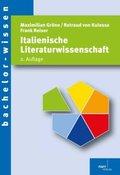 Italienische Literaturwissenschaft