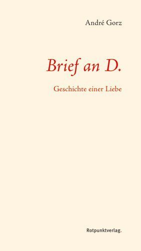 Brief an D.