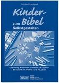 Kinder-Bibel zum Selbstgestalten, Begleitheft
