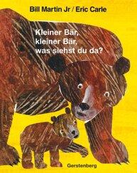 Kleiner Bär, kleiner Bär, was siehst du da?
