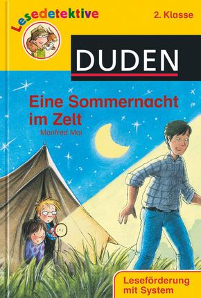 Eine Sommernacht im Zelt