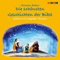 Die schönsten Geschichten der Bibel, 1 Audio-CD