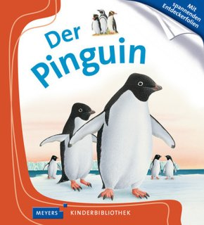 Der Pinguin - Meyers Kinderbibliothek