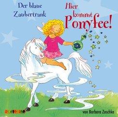 Hier kommt Ponyfee!, Audio-CDs: Der blaue Zaubertrank, Audio-CD; 9