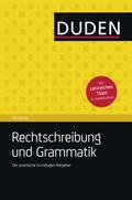 Duden Rechtschreibung und Grammatik