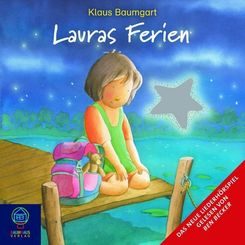 Lauras Ferien, 1 Audio-CD