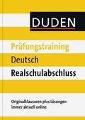 Duden Prüfungstraining Deutsch Realschulabschluss 2012