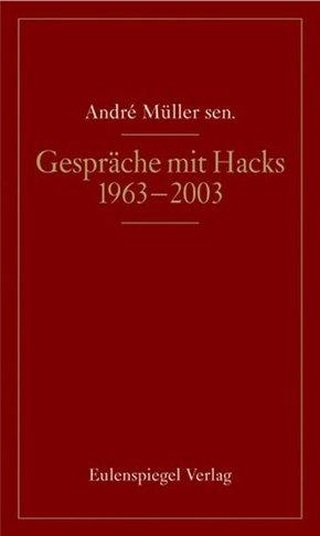 Gespräche mit Peter Hacks