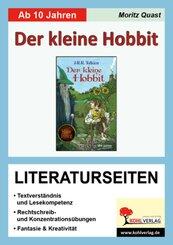 John R. R. Tolkien 'Der kleine Hobbit', Literaturseiten