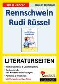 Uwe Timm 'Rennschwein Rudi Rüssel', Literaturseiten